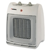 Lorell Adjustable Thermostat Ceramic Heater - Ceramic - 900 W to 1500 W - White