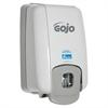 SKILCRAFT GOJO Hand Soap Dispenser - Manual - 67.6 fl oz (2 L) - White, Gray