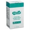 SKILCRAFT MICRELL Antibctrl Dispenser Soap Refill - 67.6 fl oz (2 L) - Kill Germs - Hand - White - Anti-bacterial, Moisturizing, pH Balanced - 4 / Carton