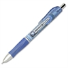 SKILCRAFT Retractable Rollerball Pen - 0.7 mm Point Size - Needle Point Style - Blue - Blue Barrel - 1 Each