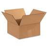 BOX Partners Industrial Shipping Boxes - 200 lb - Corrugated - Kraft - 25 / Pack
