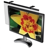 "Compucessory Wide-screen Anti-glare Filter Black - For 24""Monitor"