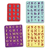 ChenilleKraft Stamps Set - 250 mil - 1 / Set - Foam