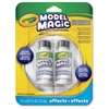 Model Magic Glossy Silver Metallic Glaze - 2 / Pack - Silver Metallic