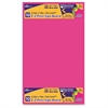 """E-Z Print Printable Poster Board - 8.50"""" x 14"""" - 10 / Pack - Pink, Canary, Red, Green"""