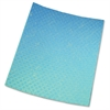 Genuine Joe Large Enduro Cleaning Cloth - Cloth - 5 / Pack - Blue