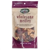 Second Nature Wholesome Medley Snack Blend - Sodium-free, Cholesterol-free - Sweet and Savory - Pouch - 5 oz - 12 / Carton