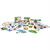 Kid Learning Kit - Theme/Subject: Learning - Skill Learning: Mathematics, Geometry, Subtraction, Number, Problem Solving, Addition, Shape, Comparison - 15 Pieces - 5+