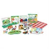 Kid Learning Kit - Theme/Subject: Learning - Skill Learning: Mathematics, Geometry, Measurement, Counting - 6 Pieces - 5+