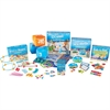 Kid Learning Kit - Theme/Subject: Learning - Skill Learning: Word Problems, Geometry, Measurement, Problem Solving, Addition, Shape - 6 Pieces - 6+