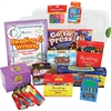 Learning Resources Kid Learning Kit - Theme/Subject: Learning - Skill Learning: Grammar, Capitalization, Punctuation, Suffix, Writing, Speaking, Prefix - 13 Pieces