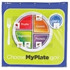 Healthy Helpings MyPlate Pckt Chart - Theme/Subject: Learning - Skill Learning: Food - 90 Pieces - 4+