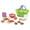 New Sprouts - Play Lunch Basket - Rubberized, Plastic