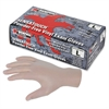 MCR Safety Powder-free Vinyl Disposable Gloves - Large Size - Vinyl - White - Powder-free, Latex-free, Disposable, Ambidextrous - For Medical, Assembling, Food Packing, Food Handling, Cleaning, Indust
