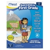 First Grade Comprehensive Workbook Education Printed Book for Science/Mathematics/Social Studies - Book - 320 Pages