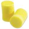 E-A-R Classic Earplugs - Noise, Noise Reduction Rating Protection - Foam Earplug, Polyvinyl Chloride (PVC) - Yellow - 200 / Box