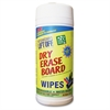 Motsenbocker's Liftoff Motsenbocker Lift Off Dry Erase Brd Cleaner Wipes - Streak-free, Biodegradable - Plastic - 180 / Carton