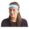 OccuNomix Hard Hat Sweatband - Blue - Polyester - 100 / Pack