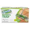 Swiffer Sweep/Trap Sweeper Kit - 2 / Carton
