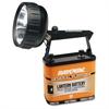 Industrial Work Lantern - Bulb - Big Lantern - Plastic, Steel
