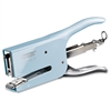 "Rapid K1 Classic Pliers Stapler - 50 Sheets Capacity - Full Strip - 1/4"", 5/16"" Staple Size - Light Blue"