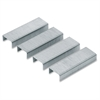 "Rapid Omnipress 60 Staples - 1,000/bx - 60 Sheets Capacity - 100 Per Strip - 0.31"" Leg - Silver - 1000 / Box"