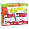 Scholastic Res. Gr K-2 Word Family Learning Mats - Theme/Subject: Learning - Skill Learning: Reading, Pattern Matching, Writing, Vocabulary, Letter, Decoding - 5-7 Year
