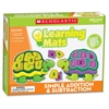 Scholastic Kid Learning Mat - Theme/Subject: Learning - Skill Learning: Addition, Subtraction, Mathematics - 72 Pieces