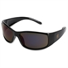 Smith & Wesson Elite Safety Eyewear - Fog, Eye, Ultraviolet Protection - Polycarbonate Lens - Black - 1 Each