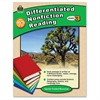 Teacher Created Resources Differentiated Nonfiction Read Book Education Printed Book - 96 Pages
