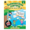 Teacher Created Resources Summertime Learning Grade 1 Education Printed Book - Book - 112 Pages