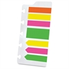 "Refill Flags for Tops Versa Crossover Notebook - 210 - 5.79"" x 2.84"" - Rectangle, Arrow - Assorted - Self-stick - 2 / Pack"