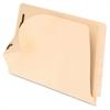 "Pendaflex Laminated End Tab Manila Folders - Legal - 8 1/2"" x 14"" Sheet Size - 400 Sheet Capacity - 2"" Expansion - 2 Fastener(s) - 2"" Fastener Capacity - Straight Tab Cut - 11 pt. Folder Thickness - M"