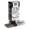Visi-Max Dry Erase Markers - Bold Point Type - Chisel Point Style - Black - 1 Dozen