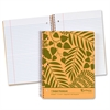 "Earthwise Recycled 1-Subject Notebook - 100 Sheets - Printed - Wire Bound - 20 lb Basis Weight - 8.88"" x 11"" - White Paper - 1Each"