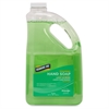 Genuine Joe Foaming Hand Soap Refill - Kill Germs - Hand - Green - Bio-based, Moisturizing, Rich Lather, Pleasant Scent - 4 / Carton