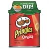 Pringles Keebler Orig Potato Crisps w/Jalapeno Dip - Resealable Container - Original, Jalapeno, Cheddar - 2.80 oz - 12 / Carton