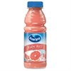 Ocean Spray Bottled Ruby Red Juice - Grapefruit Flavor - 15.20 fl oz - Bottle - 12 / Carton