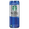 Starbucks Refreshers Blueberry Acai Energy Drink - Blueberry Acai Flavor - 12 fl oz - Can - 12 / Carton
