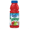 Ocean Spray Pepsico Bottled Cran-Apple Juice Drink - Cranberry, Apple Flavor - 15.20 fl oz - Bottle - 12 / Carton