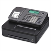 Casio Single-tape Compact Thermal Cash Register - 2000 PLUs - 12 Departments - Thermal Printing