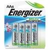 Energizer EcoAdvanced AA Batteries - AA - Alkaline - 6 / Pack