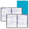 "LifeLinks Weekly/Monthly Appointment Book - Julian - Daily, Weekly, Monthly - 1 Year - January till December - 7:00 AM to 10:00 PM - 1 Week, 1 Month Double Page Layout - 9.50"" x 11"" - Wire"