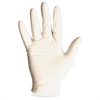 DiversaMed Powdered Non-Sterile Latex Exam Gloves - Small Size - Latex - Natural - Powdered, Disposable, Beaded Cuff, Ambidextrous, Non-sterile, Comfortable, Snug Fit - For Medical, Dental, Laboratory