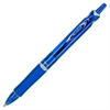 Colors Pens - Medium Point Type - 1 mm Point Size - Refillable - Blue - Blue Barrel - 1 Each