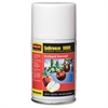Rubbermaid Commercial SeBreeze Fragrance Can Refill - Aerosol - 6000 ft³ - Spring Garden - 1 Each - Odor Neutralizer