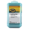 Scrubbing Beads Industrial Hand Cleaner - Lemon Scent - 1 gal (3.8 L) - Grease Remover, Grime Remover - Hand, Skin - Opaque, Blue Green - Anti-irritant, Solvent-free, Rich Lather - 1 Each