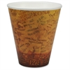 Fusion Escape Stock Print - 12 fl oz - 1000 / Carton - Brown, Black - Beverage, Hot Drink, Cold Drink