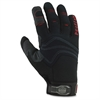 ProFlex 820 PVC Handler Gloves - 7 Size Number - Small Size - Polyvinyl Chloride (PVC) Palm, Polyvinyl Chloride (PVC) Fingertip, Woven Cuff, Terrycloth Thumb, Spandex Knuckle, Neoprene Knuckle, Spande