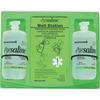 Fendall 32 oz. Double Eyewash Wall Station - 2 lb - White